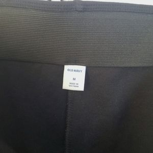 Old Navy Skirts - Old Navy Black Stretchy Pencil Skirt